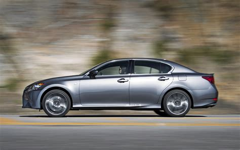 2018 Lexus Gs350 Review And Rating Motor Trend