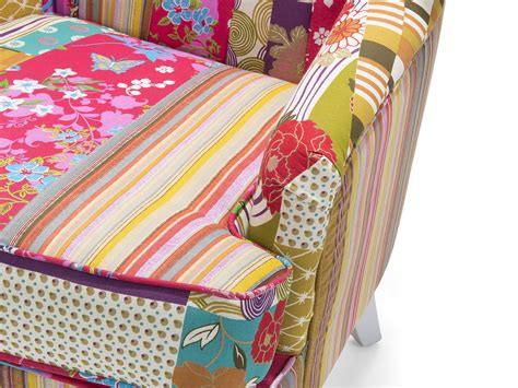 Poltrona Patchwork Ebay : Upholstered Armchair, Wingback Chair, Settee, Living Room