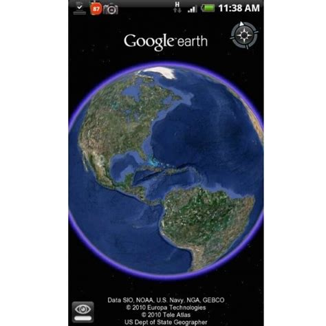 earth android earth for android comparison mobile venue