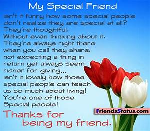 special needs thank you sayings | Thanks for being my ...