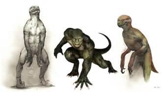 Jurassic Park 4 Human Dinosaur Hybrids