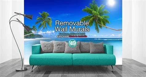Custom Designed Self Adhesive Wallpaper Wall Murals