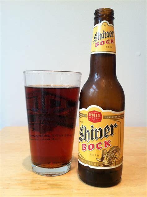 shiner bock the best beer blog shiner bock