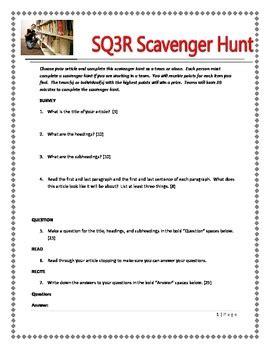 sq3r sq3r reading worksheet resultinfos