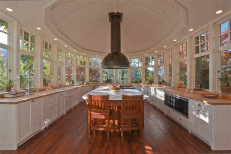 marin conservatory craftsman kitchen san francisco by soyoung mack design assoc aia