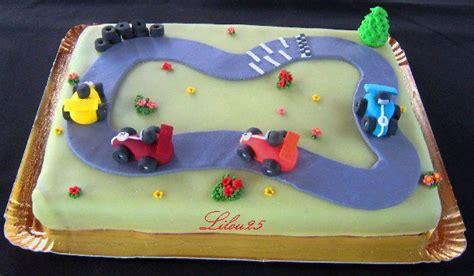 Gateau Pate A Sucre Voiture by Circuit De Voitures G 226 Teaux En F 234 Te De Lilou 25