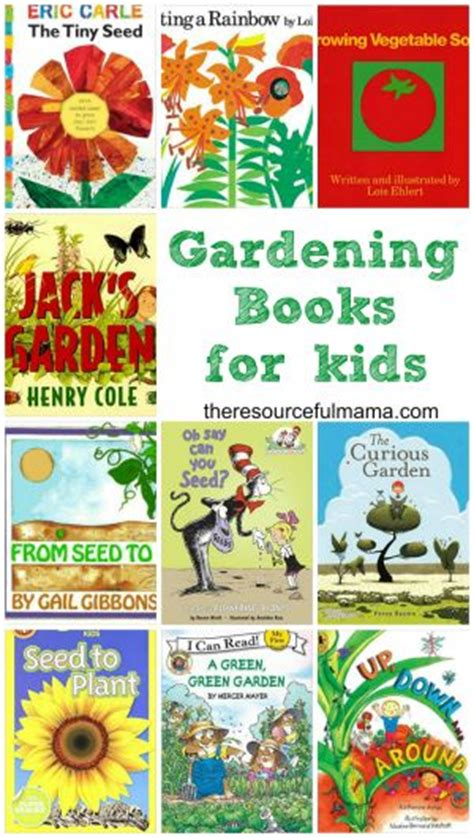 best 25 gardening books ideas on reading 974 | 98d40db1488bcbc549f8a2261513370c books for kids children books
