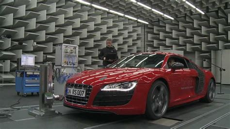 electric supercar and engine sound acoustic innovation e sound by audi youtube
