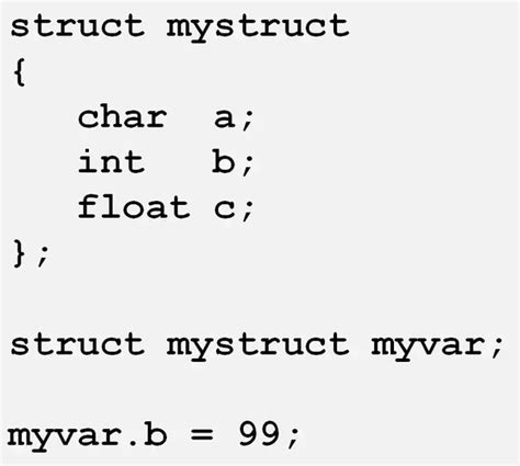 Why Do We Define Structures In C Programming Quora