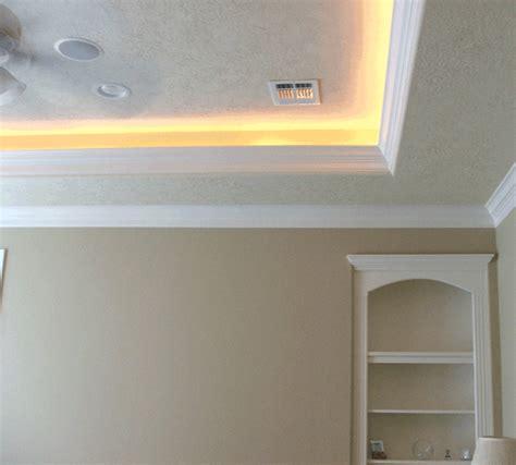 tray ceiling lighting lights ceilingpost