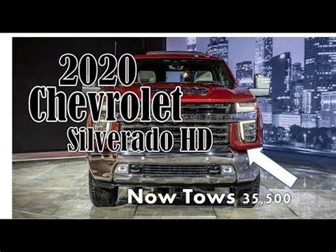 2020 Chevrolet 6 6 Gas by New 6 6 Liter V8 Gas Engine On 2020 Silverado Hd