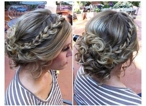 25+ Best Ideas About Messy Curly Bun On Pinterest