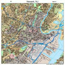 Street Map Newark New Jersey