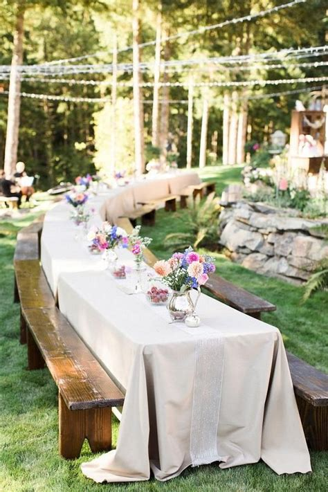best 25 backyard wedding receptions ideas on pinterest