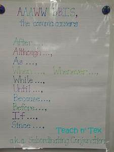 Anchor Charts For Reading Aaawwubbis Poster Teaching Writing Pinterest Anchor