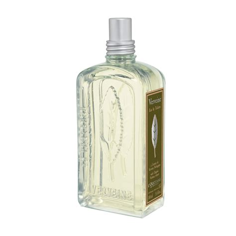 eau de toilette spray l occitane verbena eau de toilette spray 100ml feelunique