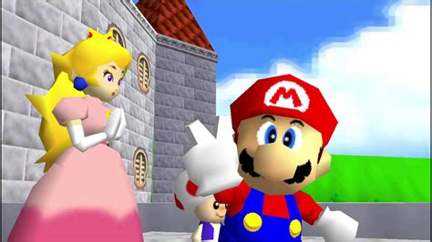 Super Mario 64 Online Fan Project Lets You Play The