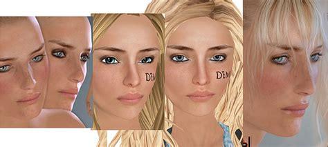 Minnu Model Skins Photosourced From Renderosity???