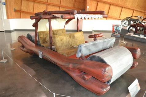 Flintstones car - Picture of LeMay - America's Car Museum ...