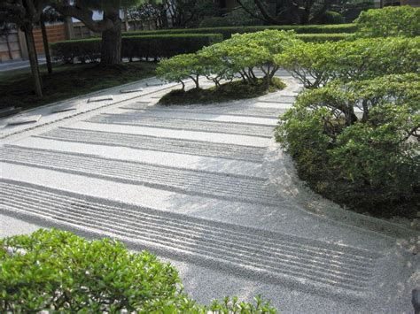 Japanese Design Principles. Great A Japanese Garden With