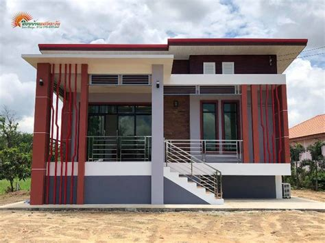 elevated modern bungalow design pinoy house plans