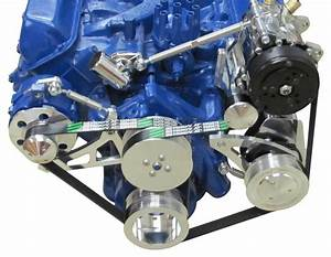 Ford 390 Fe Edelbrock Fuel Injection Conversion