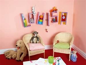 Kinderzimmer Deko Ideen : kinderzimmer selbst gestalten ~ Michelbontemps.com Haus und Dekorationen