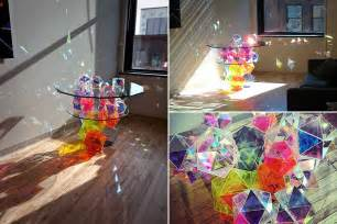 Amazing Sparkle Palace Cocktail Table by 10 Stunning Creative Tables Creative Table Design 10
