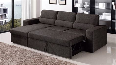 Sectional Sofa With Sleeper And Storage Sofa Ideas