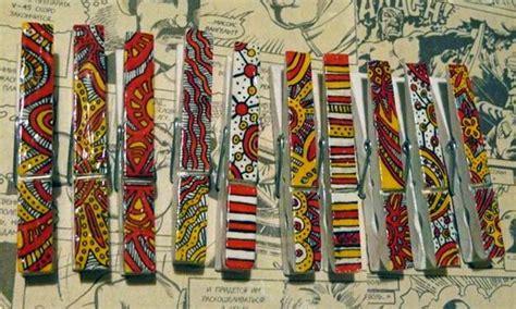 inspiring decorating ideas  clothespins  creative ways   decorations