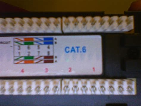 Cat Patch Panel Wiring Help Avs Forum Home Theater