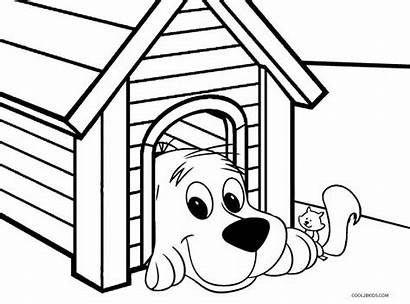 Coloring Dog Printable Cool2bkids