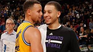 Steph Curry and Seth Curry Play for First Time | Total Pro ...