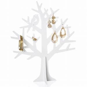 Arbre En Bois Deco : porte bijoux en forme d 39 arbre en bois pour fashionistas ~ Premium-room.com Idées de Décoration
