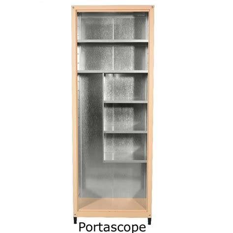 mobile metallo armadio esterno zincoplastificato h 220 x l 80