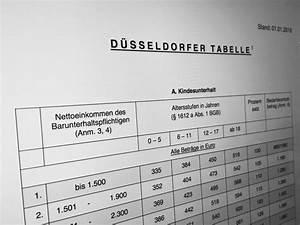 Scheidung Kosten Berechnen : unterhaltstabelle 2017 wie hoch ist der kindesunterhalt ~ Themetempest.com Abrechnung