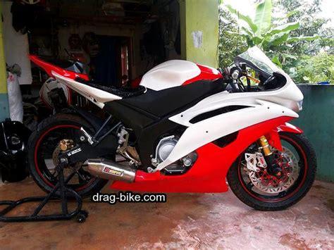 Modifikasi Vixion 2012 Merah Marun by 53 Foto Gambar Modifikasi Vixion Fairing Motogp Drag