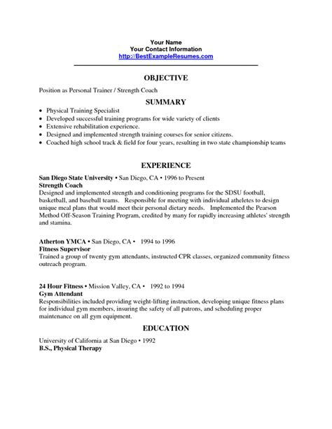 Beginner Personal Trainer Resume Sle by Cover Letter For Basketball Coach 16 Images Master Trainer Sle Resume Combo Pipe Welder