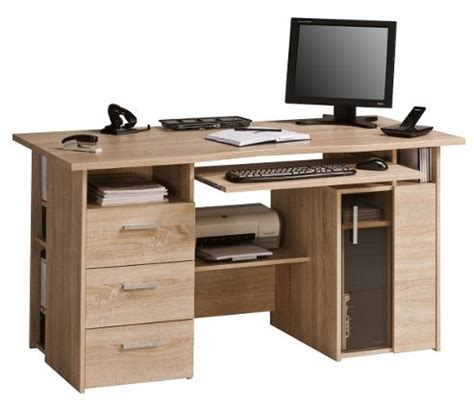 computer desk with drawers computer desk for small spaces and efficient space