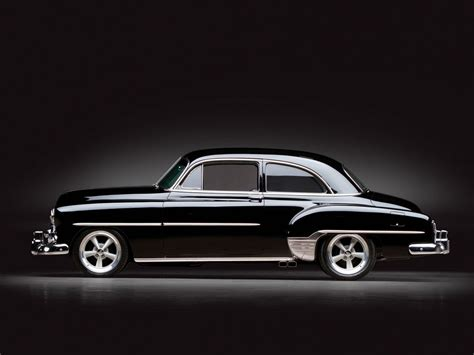 The Oldie But Goodie Chevrolet Styleline Deluxe Two