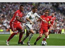 Real Madrid vs Bayern Munich Final score 42, Cristiano