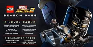 LEGO Marvel Super Heroes 2 Season Pass On Way