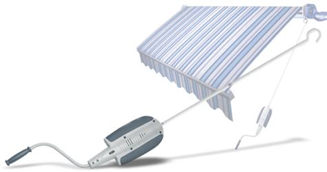 asta elettrica per tende da sole pannelli termoisolanti