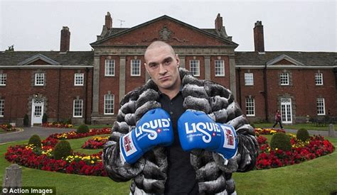 Tyson Fury: David Haye's a diva and a cry baby ¿ and I'm ...