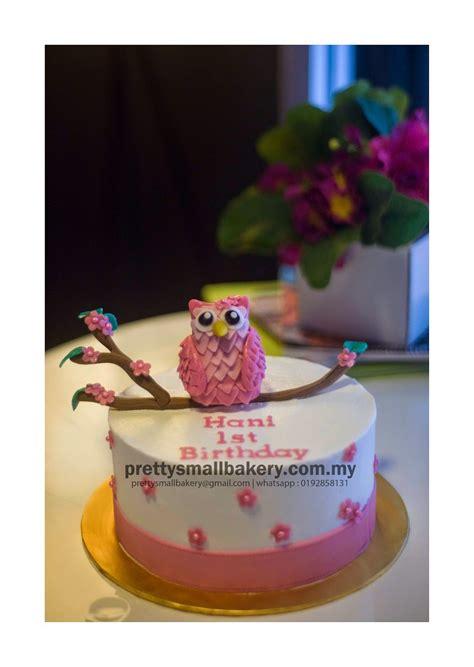 kek birthday   comel prettysmallbakery