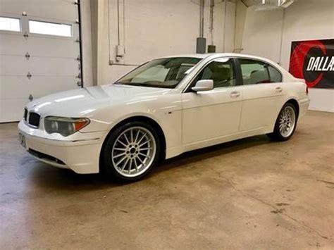 2003 Bmw 7 Series For Sale Carsforsalecom
