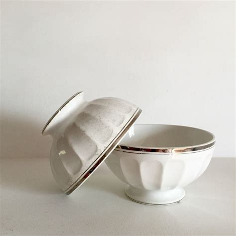 A bowl is (generally) bigger, which means more coffee and easier dipping for your croissant. French Coffee Bowls Uk - The Coffee Table