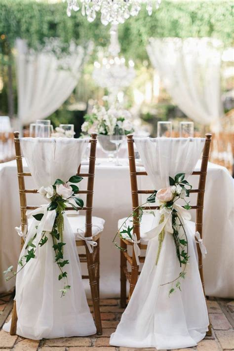 decoration de chaise pour noel 17 meilleures idées à propos de mariages sur