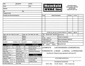 51 Best Images About Hvac Forms On Pinterest
