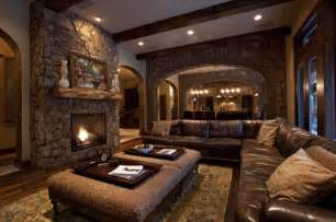 Safari Themes For Living Room by 16 Rustic Living Room Designs